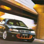 Rover 200 BRM LE