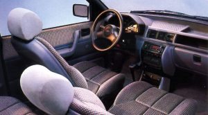 Ford Fiesta XR2i (1990)