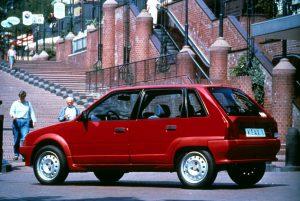 AX GT 1489 cc del 1991