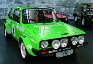 30 Jahre Golf GTI auf der Techno Classica 2006