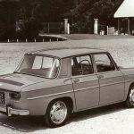 Renault 8 Gordini 1100 R1134