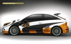 Ford Focus 2 RS WRC Edition