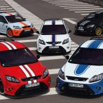 Ford Focus 2 RS Le Mans Classic