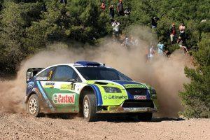 2006 RS WRC Acropolis. (07/03/06)