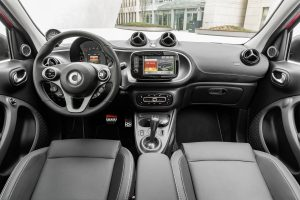 smart forfour Brabus W453