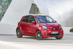 smart BRABUS forfour Xclusive,