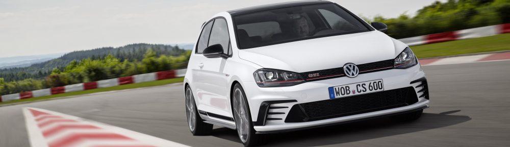 Volkswagen Golf 7 GTI Club Sport
