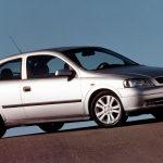 Opel Astra G 2L0 16V Sport