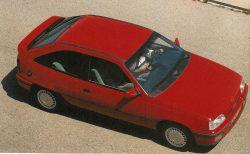 Opel Kadett E GSI 2L0