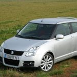 Suzuki Swift Sport I - Essai