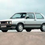 Volkswagen Golf 2 GTI 16S