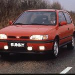 Nissan Sunny GTI N14