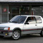 Peugeot 205 GTI 1900 130 ch - Essai
