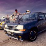 Renault Supercinq GT Turbo Oreille
