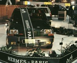 Renault Supercinq GT Turbo Hermes