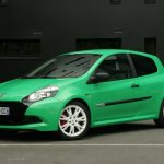 Renault Clio 3 RS Cup Phase 2 - Essai