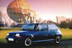Renault Supercinq GT Turbo Raider