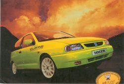 Seat Ibiza 2 Cupra 2L0 16V