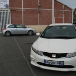 Renault Megane 2 RS F1 Team R26 vs Honda Civic Type R FN2 Championship Edition