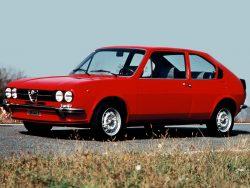 Alfa Romeo Alfasud Ti 1200 68 ch