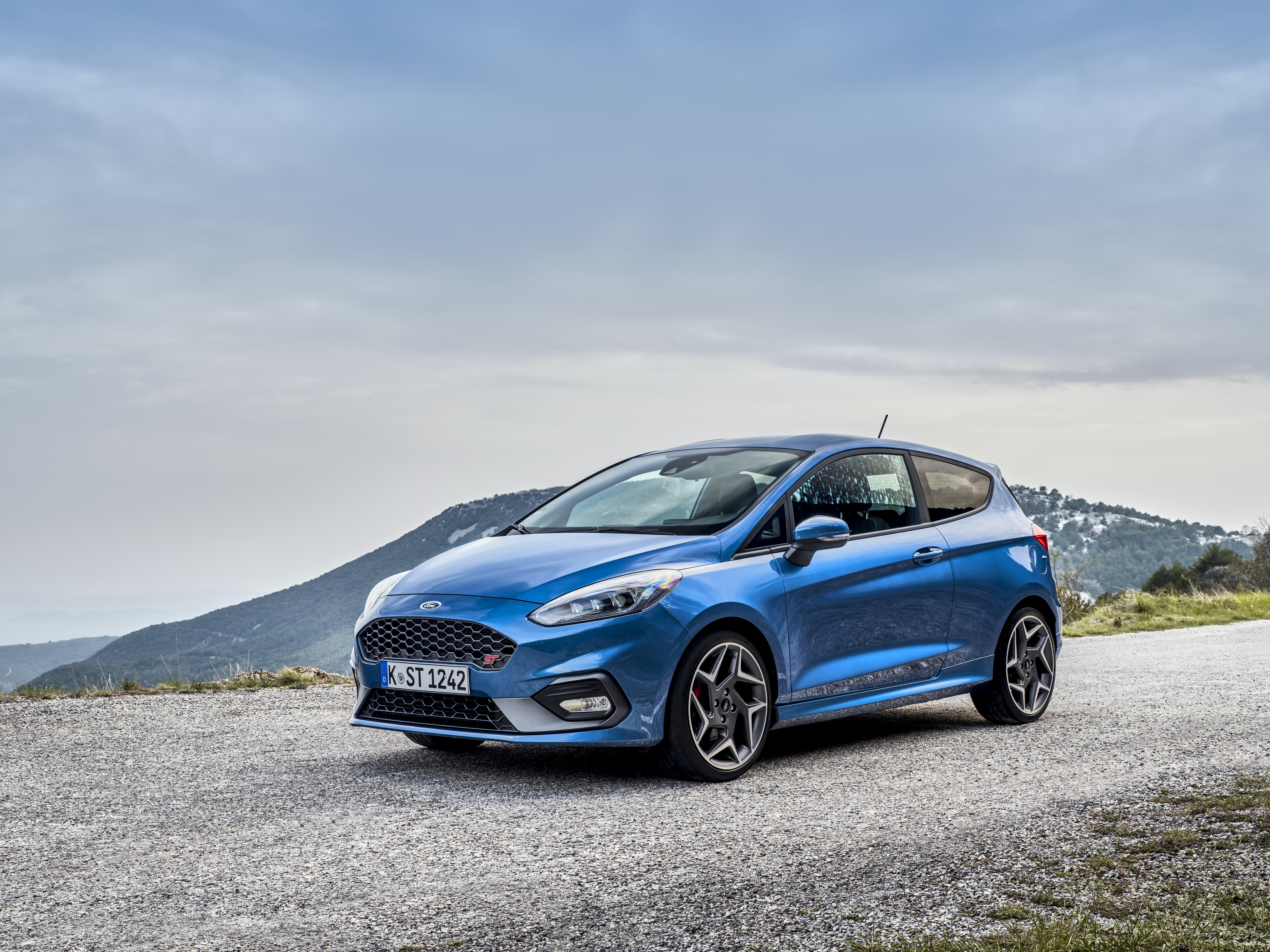 Ford Fiesta ST 3 cylindres 200 ch (2018)