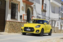 Suzuki Swift Sport  Malaga 18 avril 2018