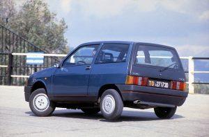 Autobianchi Y10 Turbo (1985)