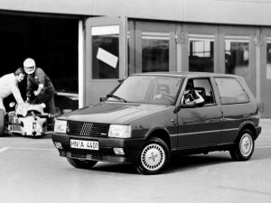 Fiat Uno Turbo ie (1985)