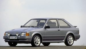 Ford Escort RS Turbo Phase 2 (1986)