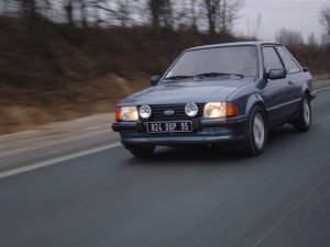 Ford Escort XR3 (1980)