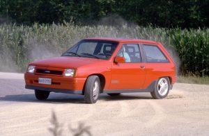 Opel Corsa A GSI (1988)