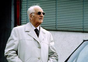 Enzo Ferrari le Commendatore