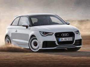 Audi A1 Club Quattro
