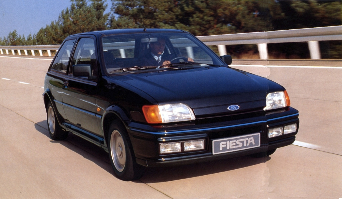 Ford Fiesta XR2i |
