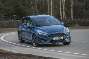 Ford Fiesta ST 3 cylindres 2018