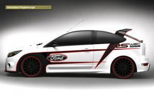 focus rs wrc edition suisse finaliste 3 2009