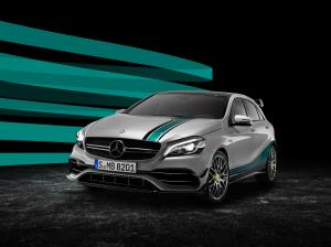 Mercedes-Benz A45 AMG MERCEDES AMG PETRONAS 2015 World Champion Edition W176