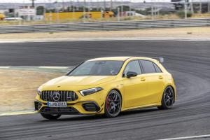 Mercedes-Benz A45 S AMG 4Matic+ W177