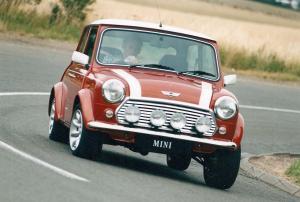 Mini Cooper 1L3i Ailes Larges