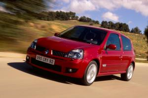 Renault Clio 2 RS Phase 2 172 ch