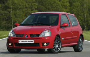 Renault Clio 2 RS Trophy
