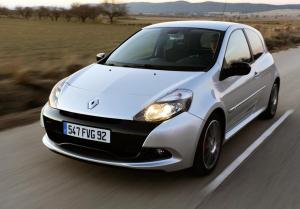 Renault Clio 3 RS FL Silverstone Edition