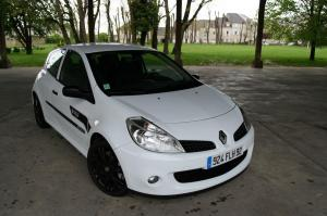 Renault Clio 3 RS World Series by Renault