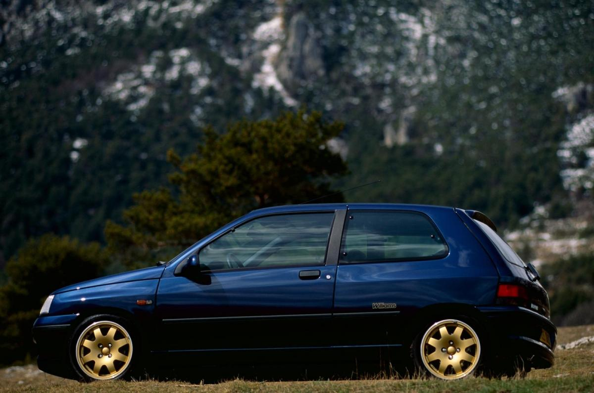 Renault Clio Williams (3)
