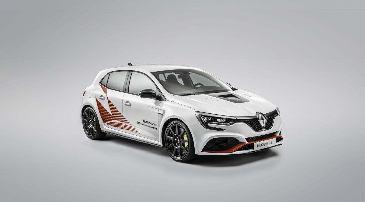 Megane RS Trophy-R Nurburgring Record Pack (1)