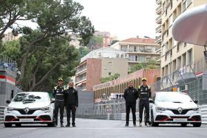 21226414 D monstration Renault M GANE R S TROPHY-R Monaco