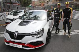 21226417 D monstration Renault M GANE R S TROPHY-R Monaco