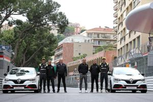 21226419 D monstration Renault M GANE R S TROPHY-R Monaco