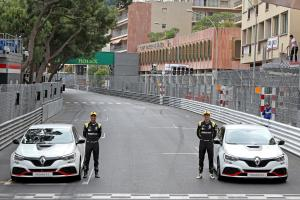 21226420 D monstration Renault M GANE R S TROPHY-R Monaco
