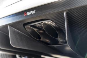Megane R.S. Trophy-R exhaust